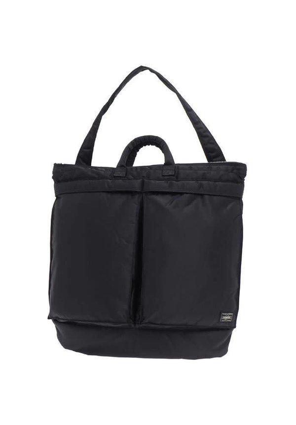 Tanker 2-Way Helmet Bag Black