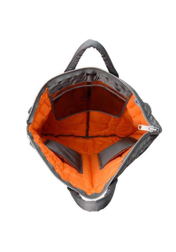 Yoshida Porter Tanker 2-Way Helmet Bag Silver