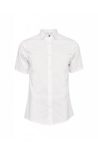 Tiger of Sweden Tiger Of Sweden Joar Cotton Shirt 090 Pure White