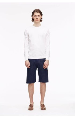 Livid Tue Straight Shorts Japan Indigo