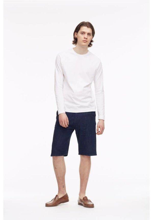 Livid Tue Straight Shorts Japan Indigo