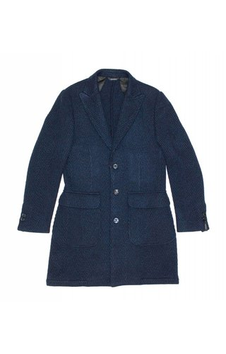 Gazzarrini Gazzarrini GBI22G Wool JKT Dark Navy