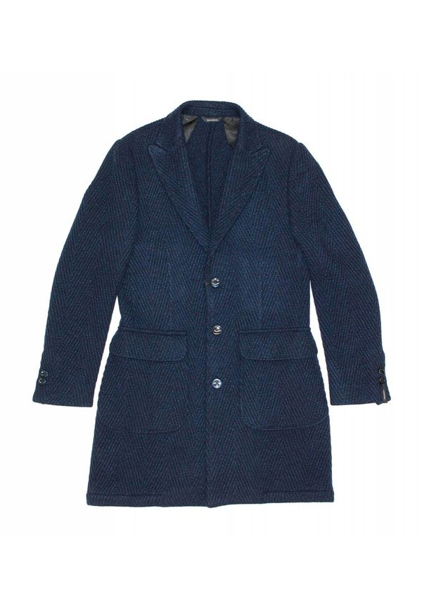 Gazzarrini GBI22G Wool JKT Dark Navy