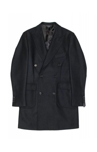 Gazzarrini Gazzarrini GBI70G Wool JKT Black