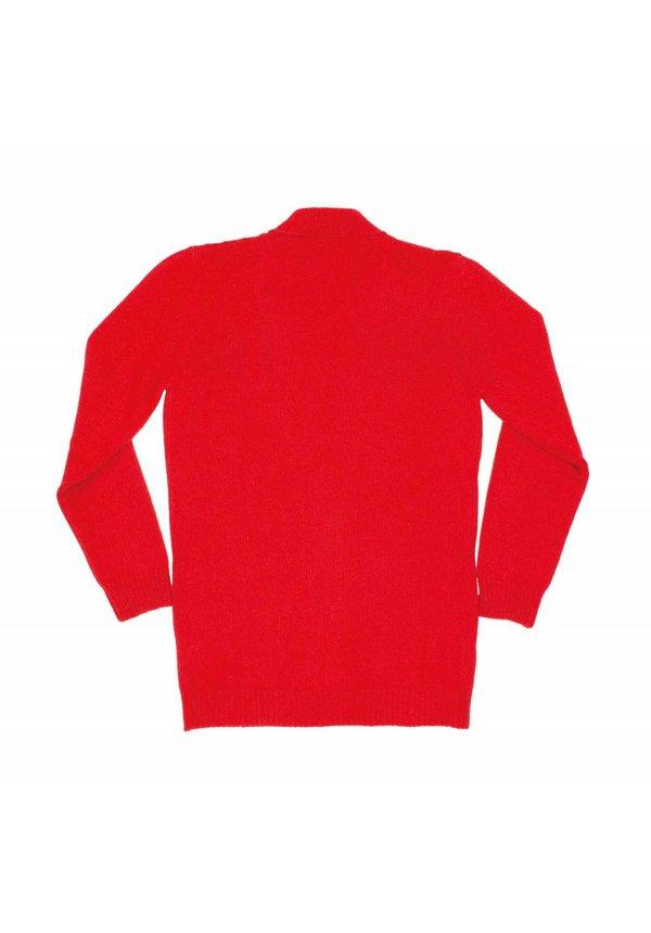 Gazzarrini MI100G Cardigan Red