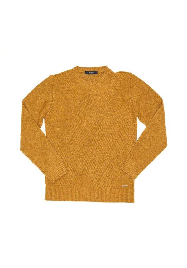 Gazzarrini MI80G Knit Camel