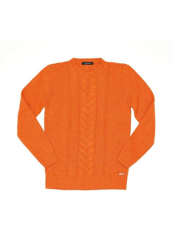 Gazzarrini MI98G Orange Knit