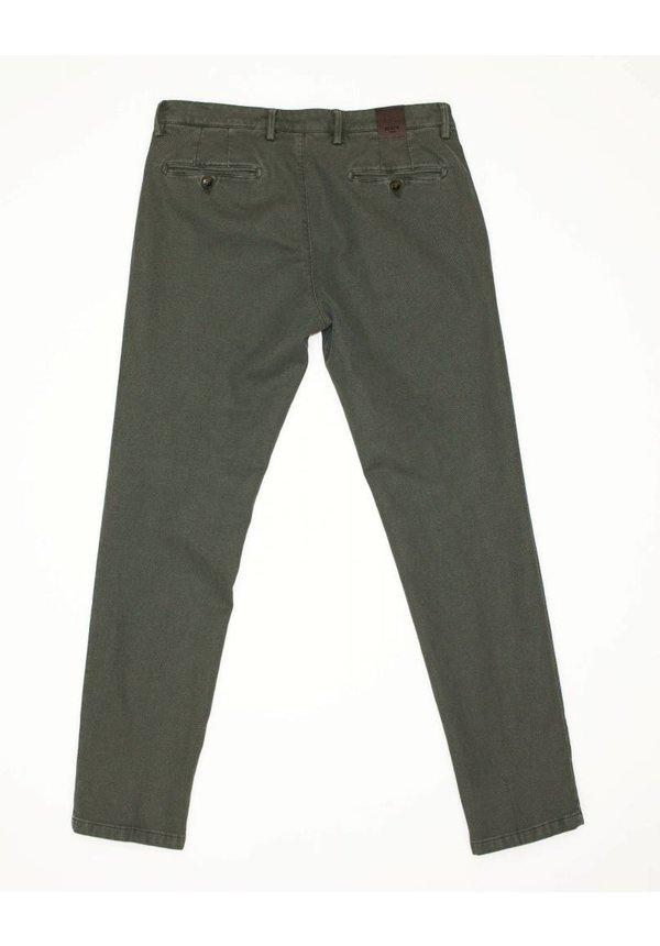 Slim Chino 592 Groen