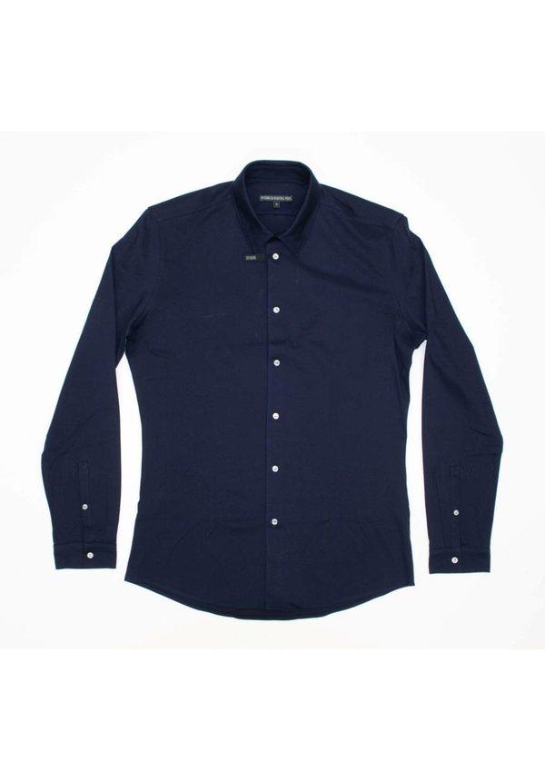 Drykorn Ruben Shirt Blauw 306203
