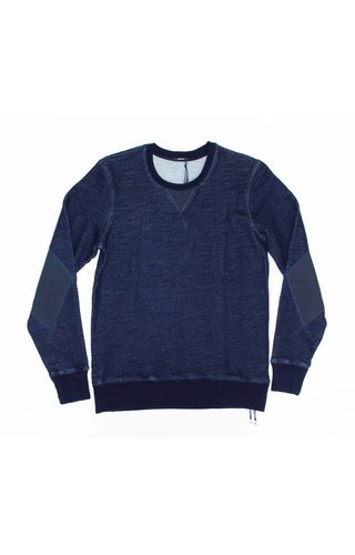 Denham Denham Indigo Diamond Sweat