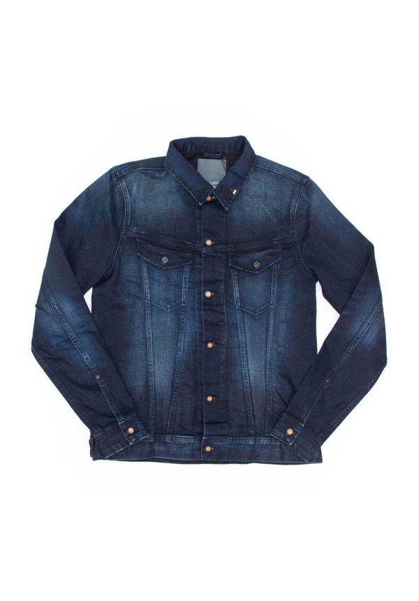 Amsterdam NY Jacket Indigo