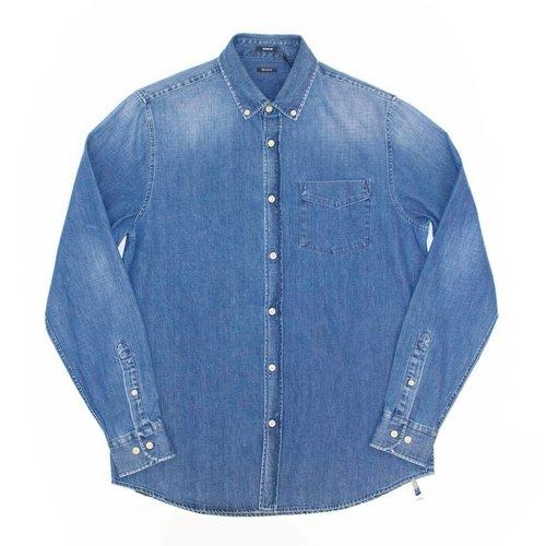 Denham Denham Standard Shirt PID Indigo