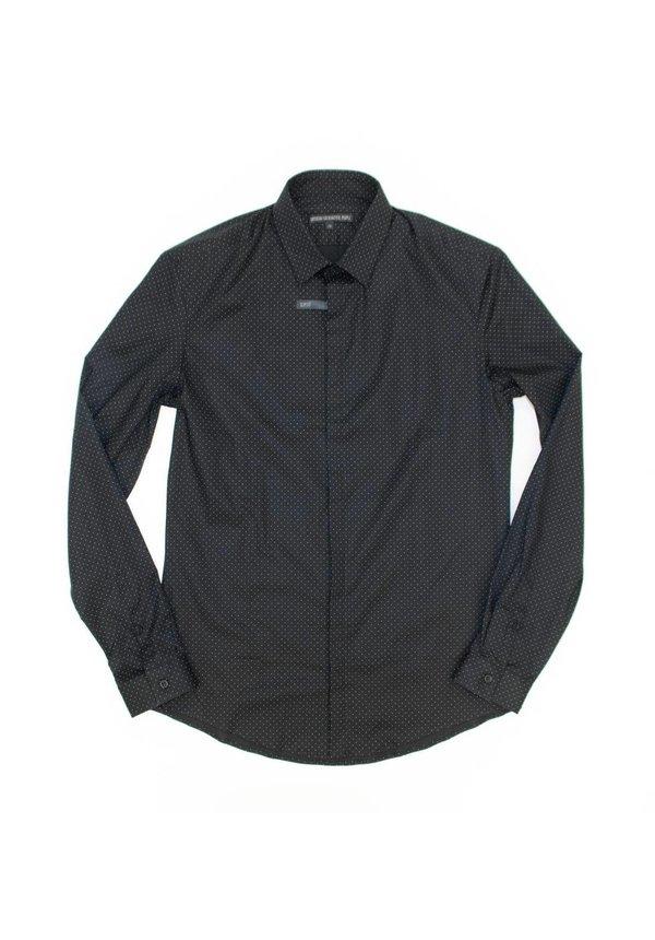 Drykorn Jonathan Shirt Zwart 318272