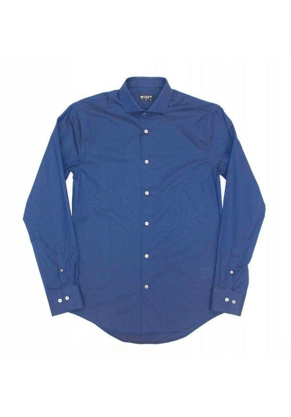 Farrall 5 Shirt 25D Blue