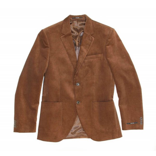 Tiger Of Sweden Jamot Corduroy Blazer Dark Honey