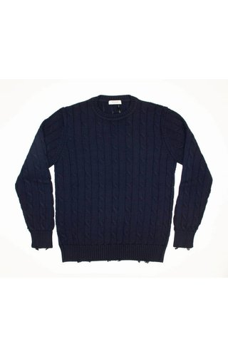 Crossley Crossley Redon Knit Crew Neck