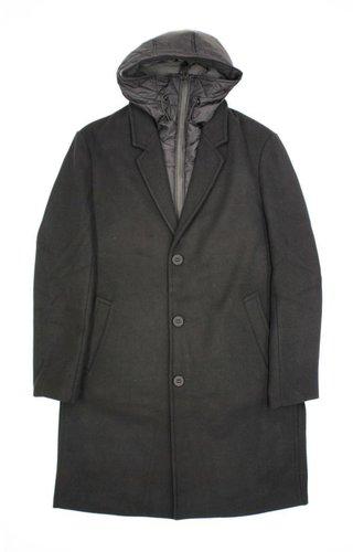 Krakatau Krakatau Wool Coat Black 171/1