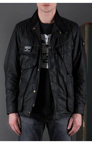 Denham Denham x Barbour Shields Jacket DBWB Black
