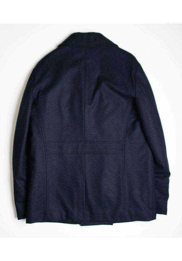 Drykorn Konai Pea Coat Marine 113323