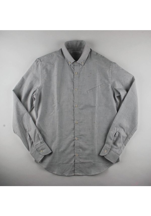 The Good People Cole Brothers Light Grey Melange