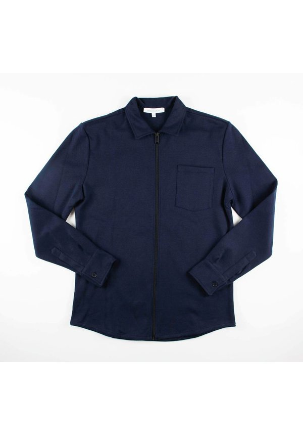 The Good People Valley Vest Navy
