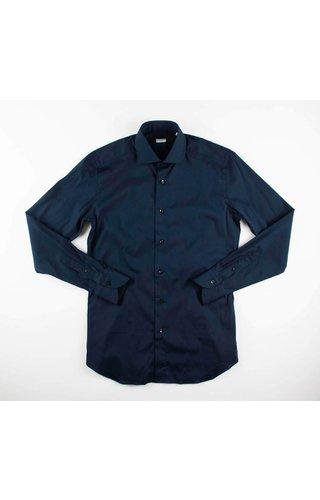 Xacus Xacus Shirt Dark Navy 016