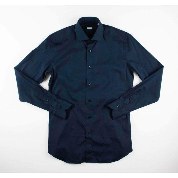 Xacus Shirt Dark Navy 016