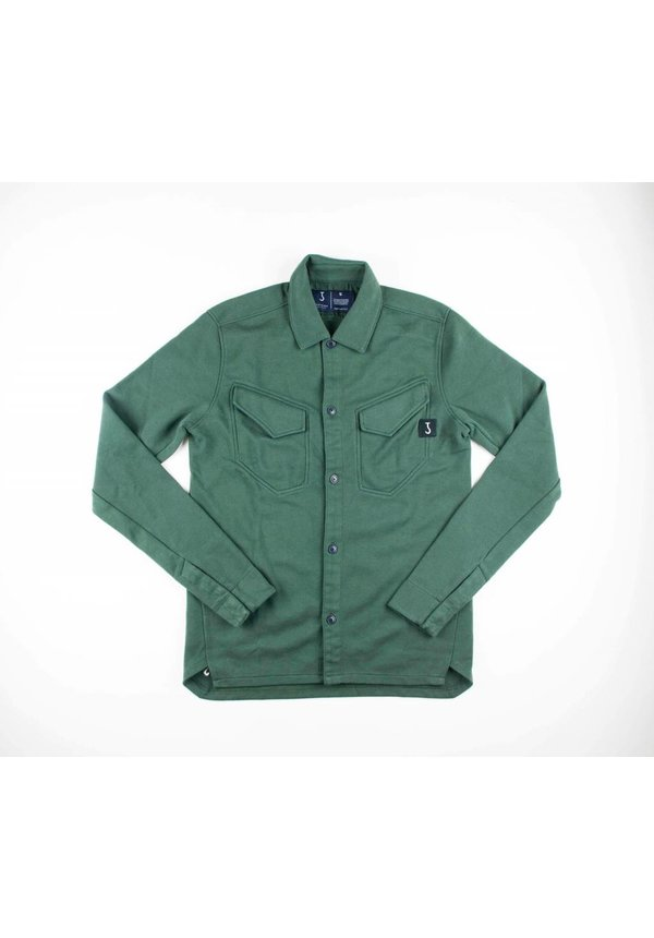 Butcher of Blue Hillstrand Shirt Mountain Green