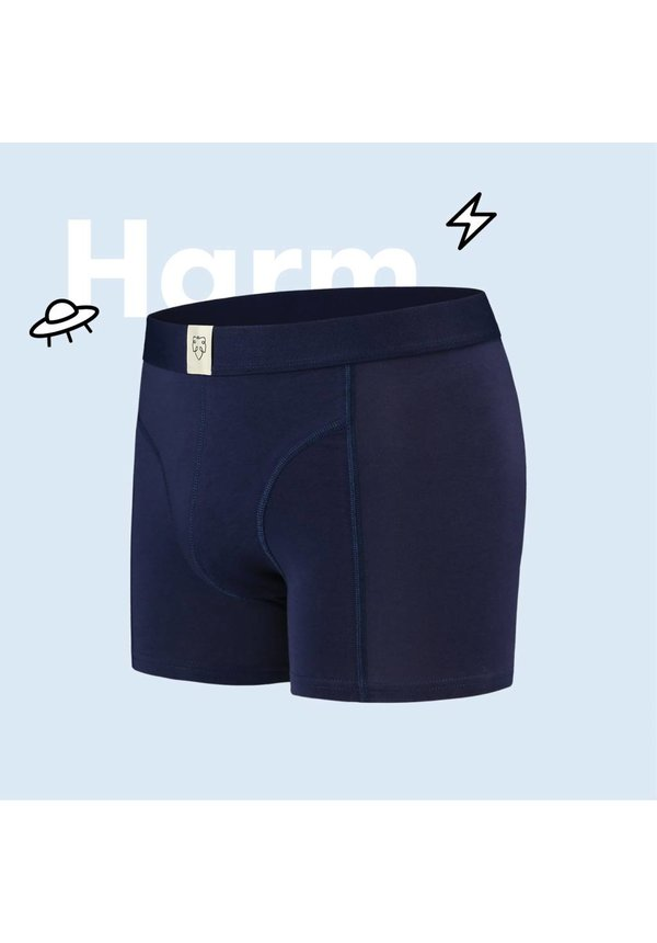 A-Dam Boxer Brief Dark Navy