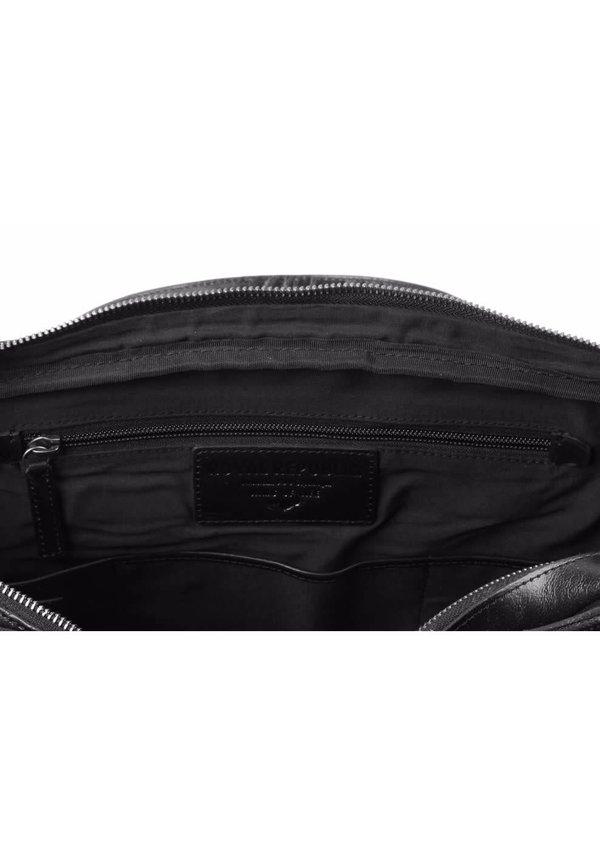 Royal Republiq Explorer Laptop Bag Double Black