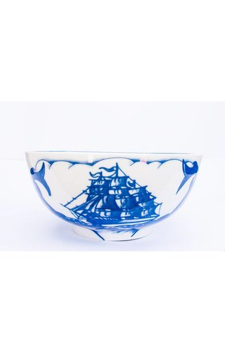 By Mutti By Mutti Blue Marlin Bowl 25CM