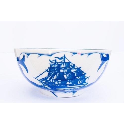 By Mutti By Mutti Blue Marlin Bowl 25CM