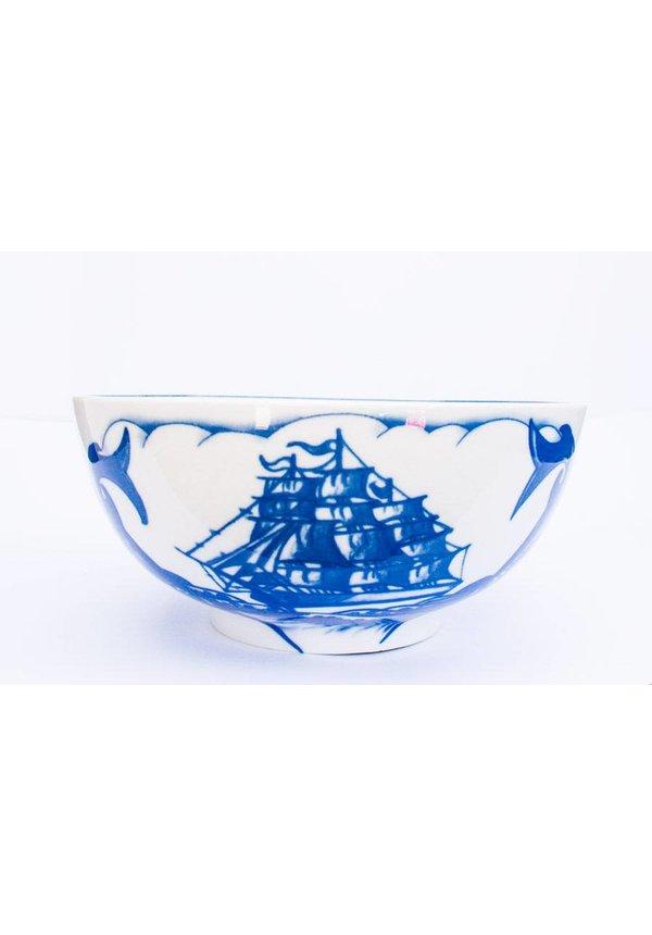 By Mutti Blue Marlin Bowl 25CM