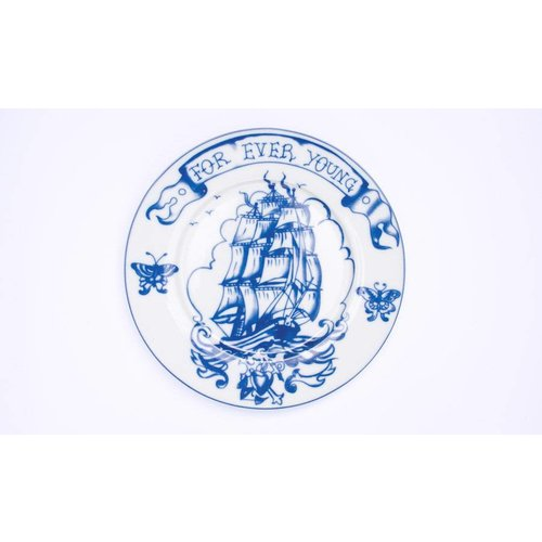 By Mutti By Mutti Forever Young Plates 28cm