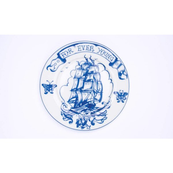 Forever Young Plates 28cm