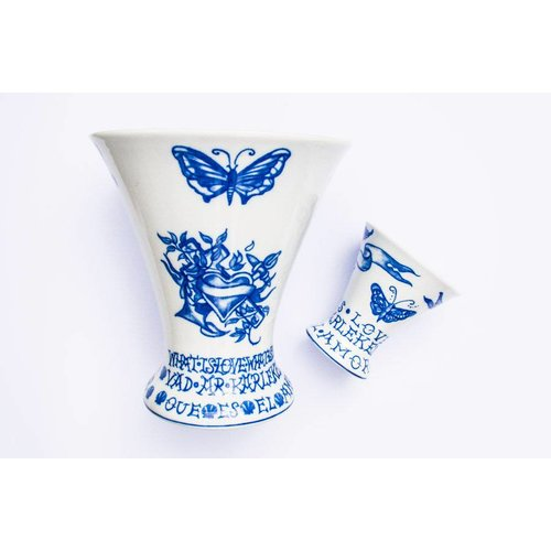 By Mutti By Mutti Love Vase Big