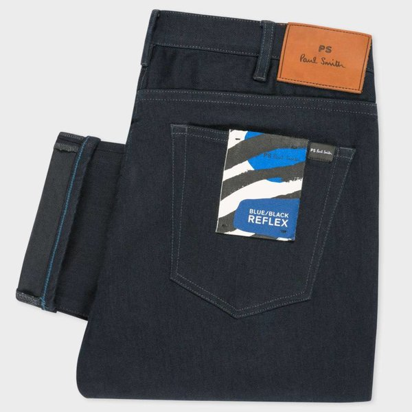 Paul Smith Slim Standard Fit Jeans Rigid Wash