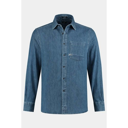 Denham Denham Axel Shirt Cdsd Indigo