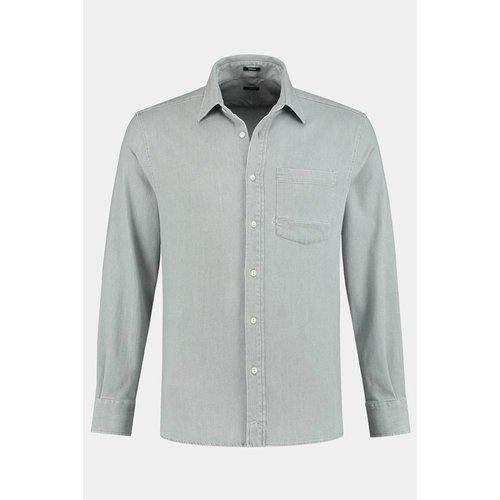 Denham Denham Axel Shirt Cgsd Grey