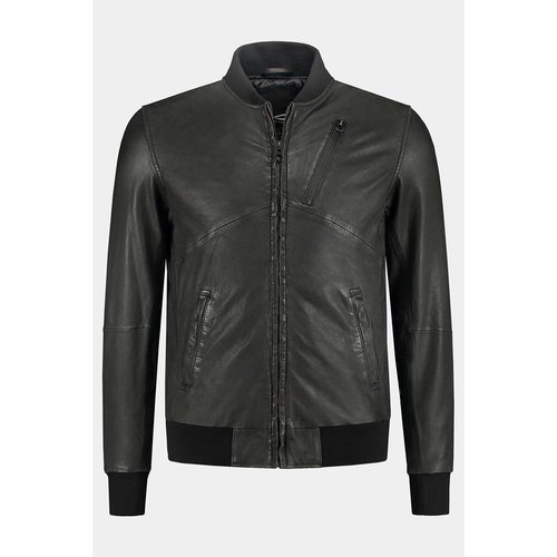 Denham Denham Shield Jacket Swl Black