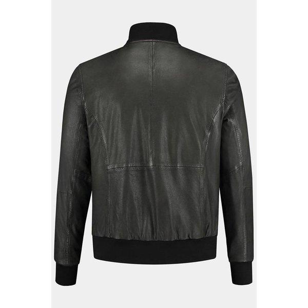 Denham Shield Jacket Swl Black