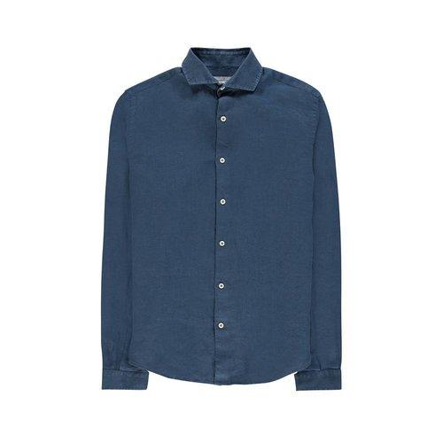 The Good People The Good People La Vie Shirt Denim Blue