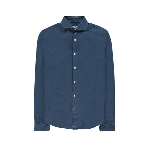 La Vie Shirt Denim Blue