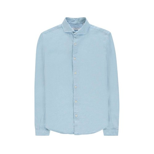 The Good People The Good People La Vie Shirt Light Blue