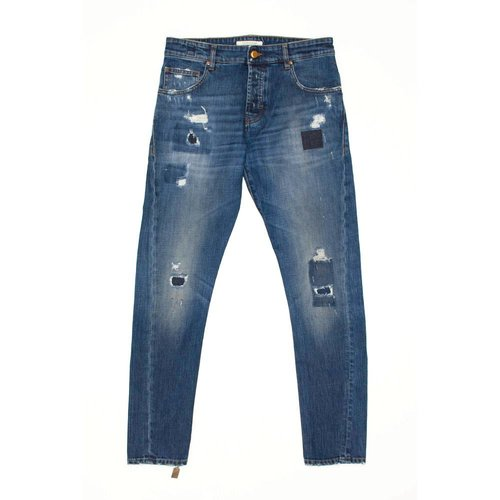 Don The Fuller Don The Fuller Milano Alf Utiel Denim FW159