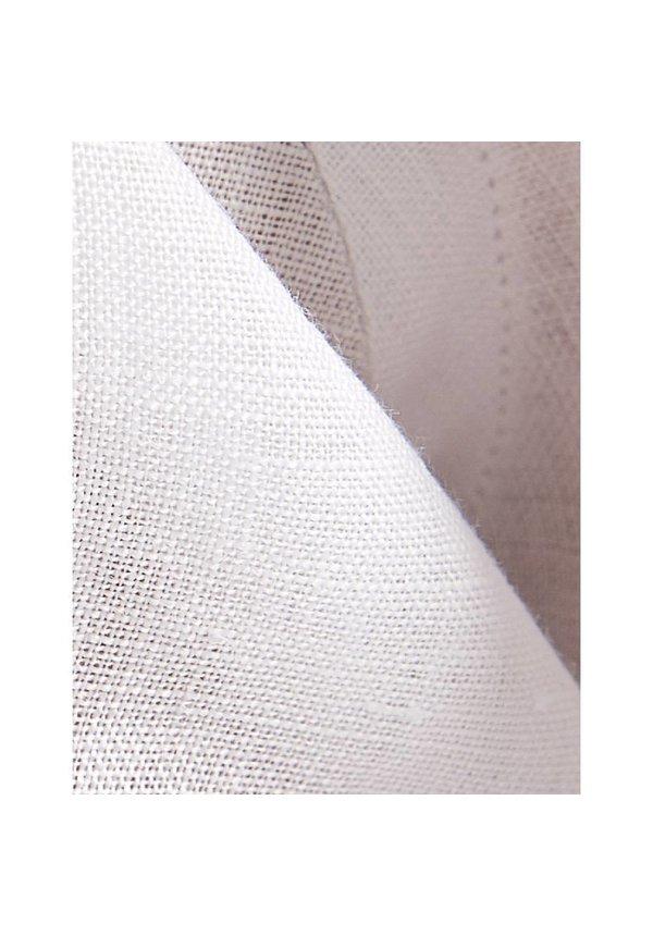 Casual & Sport Linen Shirt White