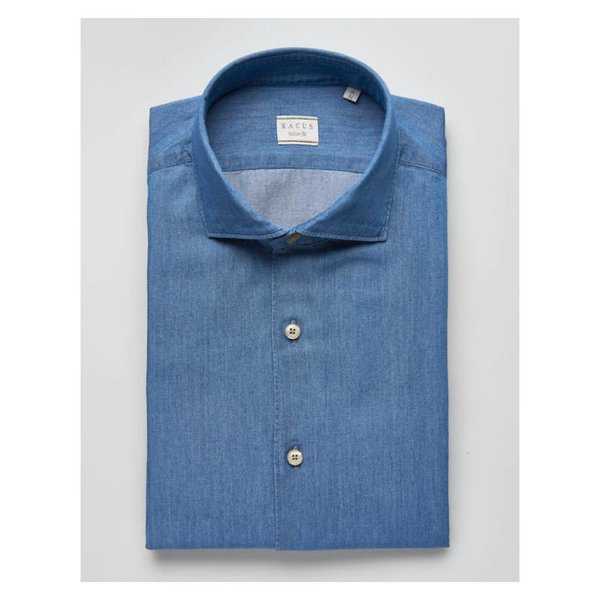 Casual & Sport Light Denim Shirt