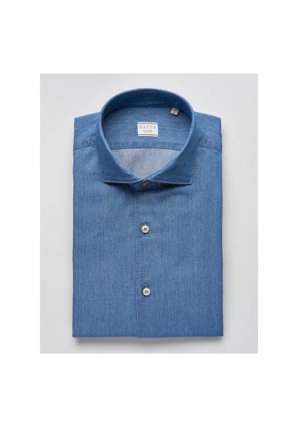 Casual & Sport Light Denim Shirt