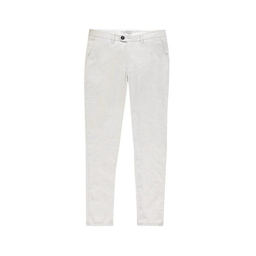 The Good People The Good People Ginky Trousers Light Grey Melange