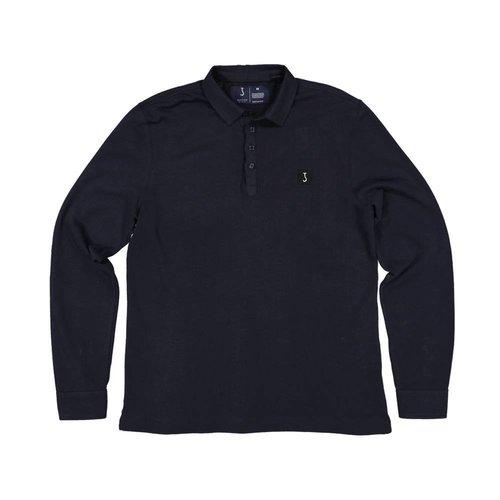 Butcher Of Blue Butcher Of Blue Hooper Rugby Shirt Alaska Blue